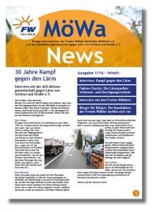 MöWa News Broschüre